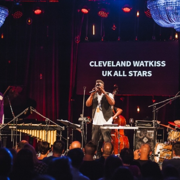 Cleveland Watkiss UK ALL STARS
